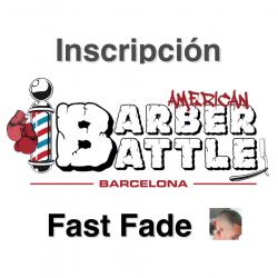 Inscripción Fast Fade