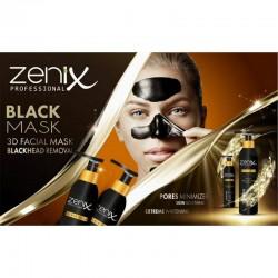 Mascarilla Negra - Black Mask