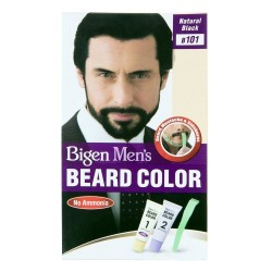 Bigen Tinte Barba para hombres Color B101Negro Natural (sin Amoníaco)