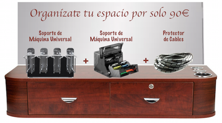 Organizate con Kayline, Wahl y American Barber Supply