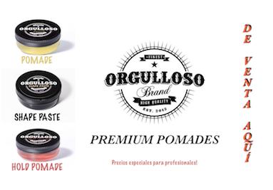 Orgulloso Brand Pomade